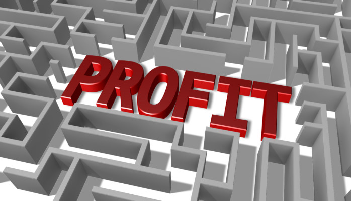 Profitability is always trapped in 1 of 3 areas!